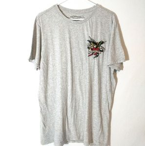 Ed Hardy True Till Death T Shirt